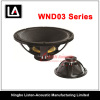 "15""18"" PA High Power Speaker Woofer speaker with NEO magnet WND03 Series"