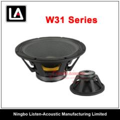 woofer speaker system/black woofer speaker unit/woofer speak