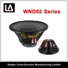 power pa woofer/stage speaker woofer/ woofer speaker