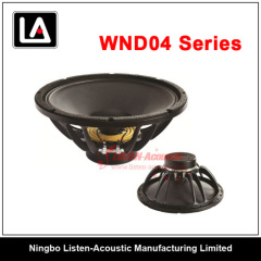 Aluminum woofer/competitive woofer in 10