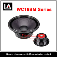 8 Ohm Impedance woofer/15