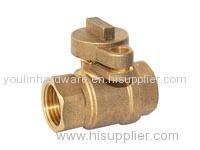 Regulating valve for pipe
