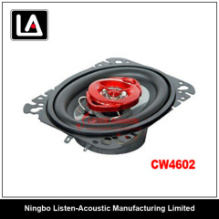 4 * 6 inch size voice coil steel auto speakers woofer CW 4602