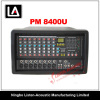 Professional Multifunctional 8 Channel Portable Power Mixer PM 8400U