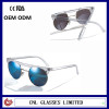 High Quality Mirror Lens Sunglasses Crystal Sunglasse on Wholesales