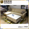Home furniture upholstered sofa leather sofa A
