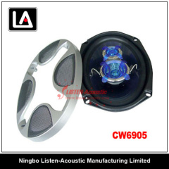 6 * 9 inch size auto woofer perfect sounds