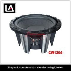 90 dB SPL auto woofer