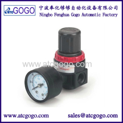 Pneumatic blastic pressure regulating valve for air compressor regulator high quality airtac type