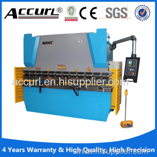 WC67Y series hydraulic metal plate bending machine