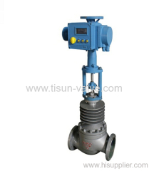 high temperature bonnet control valve (regulator)