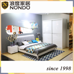 Home furnishing panel bed 5902