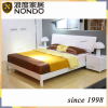 High gloss panel bed bedroom sets dresser
