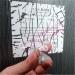 Custom 11CA2 Medium Fragile Ultra Destructible Vinyl Materials from China Factory Blank Eggshell Stiker Papers