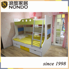 Child bed kids bunk bed 6506