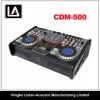 Professional Portable Radio CD MP3 DJ Player CDM - 500