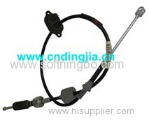 CABLE A-SELECTOR / L=138.5mm / 4AT / 96562575 FOR DAEWOO MATIZ