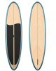 100% Natural Bamboo Veneer Stand up Paddle Board / Paddle Boards / Sup Board / Sup