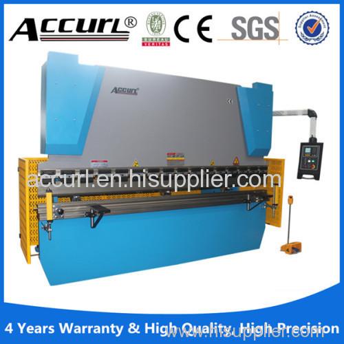 160T/6000 torsion bar press brake