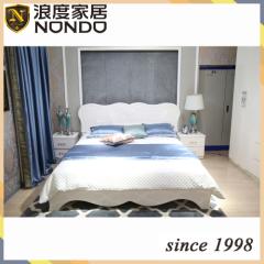 Wooden furniture bedroom panel bed panel headboard 8502