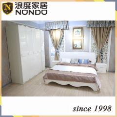 Bedroom furniture designs panel headboard 8503