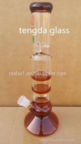 glass bong hookah shisha glass pipe glass waterpipe bubbler pipe charcola