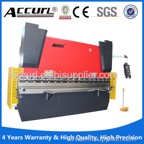 100T/3200 Electrohydraulic Servo NC-control bending machine