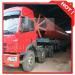 High capacity single pass sand rotary dryer