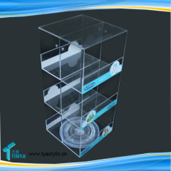 Couter top accessories display stand
