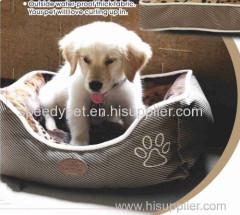 Basi dell'animale domestico cane selvaggio mondo lussuoso spessa oxford tessuto