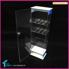 4 Tire e liquid Display Shelf