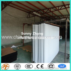 factory supply bulletproof security stainless steel wire mesh