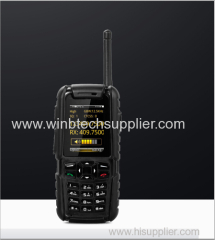 Military cell phone review army phone gsm push to talk two way radio phone