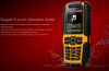 military use walkie talkie two way radio use gsm quad band gps phone OEM MILITARY USE