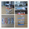 High Quality Display Counter for Phone Accessory Acrylic Cable Charger Display Stand/Case/Rack/Storage Cabinet Showcase