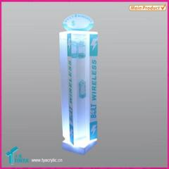 Rotating Mobile Phone Accessories Display Stand