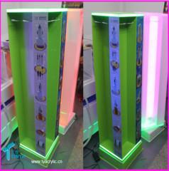 Floor Standing Display Rack