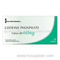 Codeine Phosphate 60mg for therapeutic usage