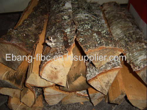 breathable firewood super sack