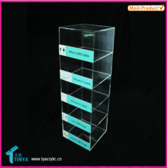 Counter Display for Cellphone Accessories