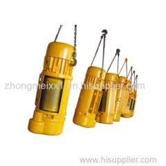 CD1 electrical hoist machine