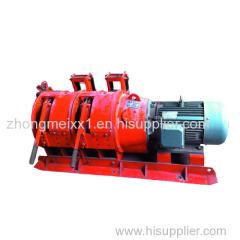 electric mine winch machine