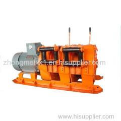 2JP-30 Double Drum Electric Metal Scraper Winch