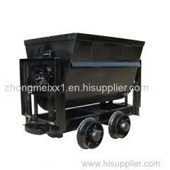 Fixed Coal Mining Car
