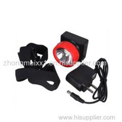 .New KL3LM 3W LED Miner Headlamp