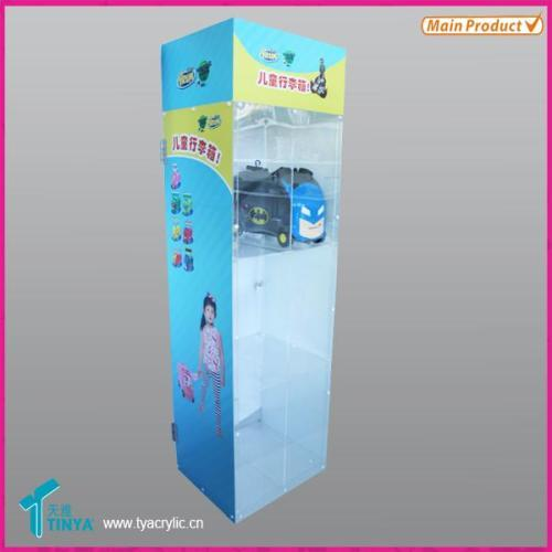 Plastic Big Display Rack