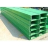 plastic coated steel cable tray
