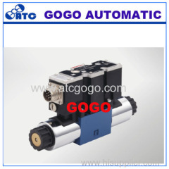 built-in 4/2 way and 4/3 way directly operated proportional solenoid valve