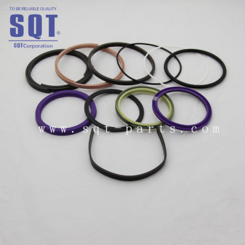 2438U1102R300 Hydraulic Boom Cylinder Seal Kit Hydraulic Oil Seal for Excavator