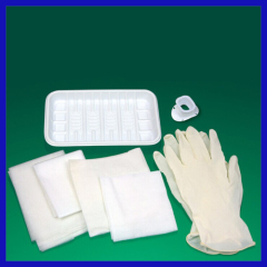 Disposable checking stomach kit for using the gastroscope